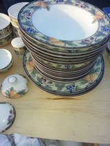 Mikasa 27 pc set of dishes in Bartlett, Illinois