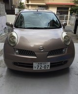 2007 Nissan March excellent condition in Okinawa, Japan