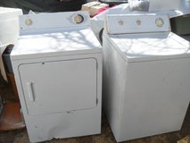 ^^  Washer + Gas Dryer  ^^ in Yucca Valley, California