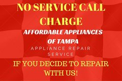 Appliance Repair Service in MacDill AFB, FL