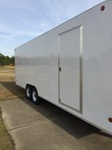 24ft Utility Trailer in bookoo, US