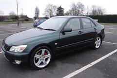 Lexus IS200 - Auto (reduced price) in Lakenheath, UK