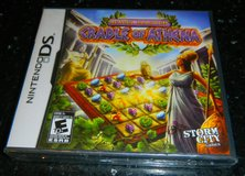 NEW Nintendo DS Dsi Lite Cradle of Athena Video Game Like Bejeweled in Houston, Texas