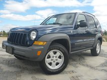 2005 Jeep Liberty 4x4 Trail Rated 3.7L One Owner Immaculate Condition Priced To Sell in bookoo, US