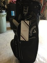 New Callaway Golf Bag with tags in Houston, Texas