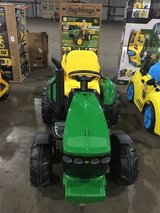 Peg-Perego Ground Force 12 Volt Ride on in Chicago, Illinois