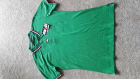 Polo Shirt Tommy green color in Okinawa, Japan