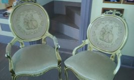 Queen Anne chairs in DeKalb, Illinois