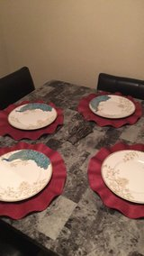 Fine China table set in Temecula, California