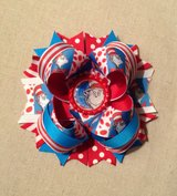 Dr. Seuss spiked boutique bows in Camp Lejeune, North Carolina