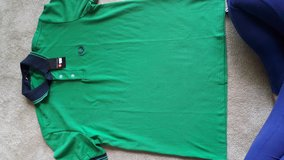 Fred Perry pold shirt green color in Okinawa, Japan