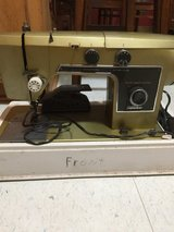 Sewing machine in DeRidder, Louisiana