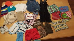6 to 9 month boy clothes in Warner Robins, Georgia