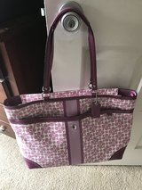 Coach Diaper Bag in Palatine, Illinois