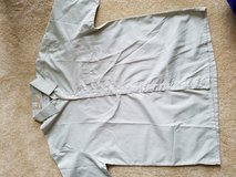 Fore front polo gray color in Okinawa, Japan