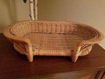 Wicker bed in Naperville, Illinois