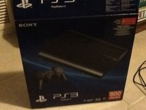 PS3 500GB in Yucca Valley, California