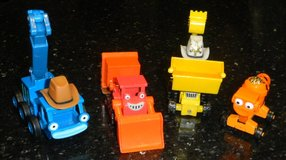 Bob the Builder Die Cast Vehicles Wild West Scoop Dozer Muck Lofty the Crane Dizzy Take ALong in Houston, Texas