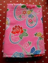 NEW!!! Japanese fabric (100% Cotton) ANTIQUE ROSE 2m in Ramstein, Germany