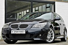 2006 BMW 535d Touring E61 in Ramstein, Germany