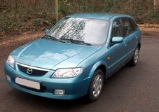 Mazda 323 Edition 2002, 83 000 miles, only one owner!!! in Ramstein, Germany