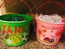 Personalized Easter Baskets in Spring, Texas