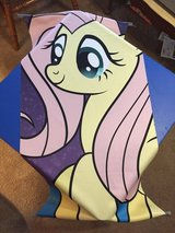 My Little Pony Banner in Fort Campbell, Kentucky