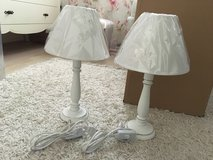 Shabby Chic Lamps in Ramstein, Germany