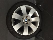 "BMW 18"" Rim w/ Michelin Tire in Camp Pendleton, California"