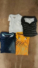 Fila golf shirts size S in Kingwood, Texas