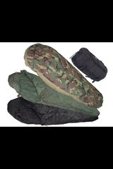4pc woodland tri-color sleep system sleeping bag in Oceanside, California