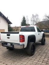 2010 Lifted Silverado 4x4 in Ramstein, Germany