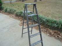 Antique Wood Ladder in Perry, Georgia