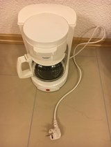 Coffee Maker 12 cup 220v in Ramstein, Germany