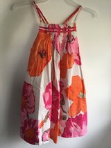 4T Pink/Orange Floral Dress in Bolling AFB, DC