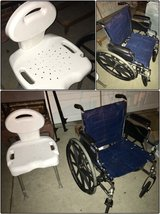 Wheelchair & Shower Chair in Hinesville, Georgia