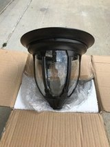 Outdoor ceiling light new in box in Camp Lejeune, North Carolina