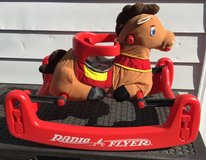 Radio Flyer Horse in Naperville, Illinois
