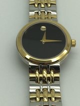 Movado Museum Ladies Two-Tone Stainless Steel Watch in Ramstein, Germany