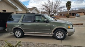 "SOLD 2001 Ford Expedition ""Eddie Bauer"" in Alamogordo, New Mexico"