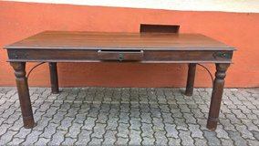Very nice old dinning table with chairs in Ramstein, Germany