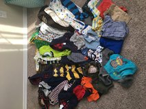 Baby boy clothes in Olympia, Washington