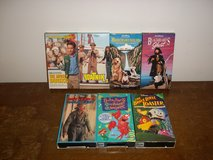 VHS Walt Disney Movies. in Fort Campbell, Kentucky