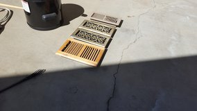 4 HVAC Registers in Yucca Valley, California