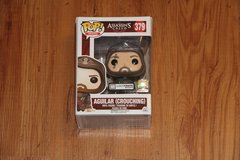 Assassin's Creed pop figure in Okinawa, Japan