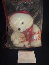 MARSHALL FIELDS Bears, Advertising Stickers, Notes, Gift Boxes, Shopping Bag in Chicago, Illinois