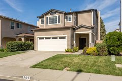 Vacaville home priced under $400K in Travis AFB, California