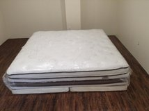 New King Size Mattress Serta iSeries Profile Honoree Super Pillow Top in Tomball, Texas