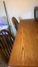 kitchen table, two chairs in Naperville, Illinois
