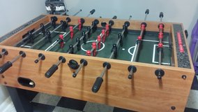 Foosball table in Columbus, Georgia